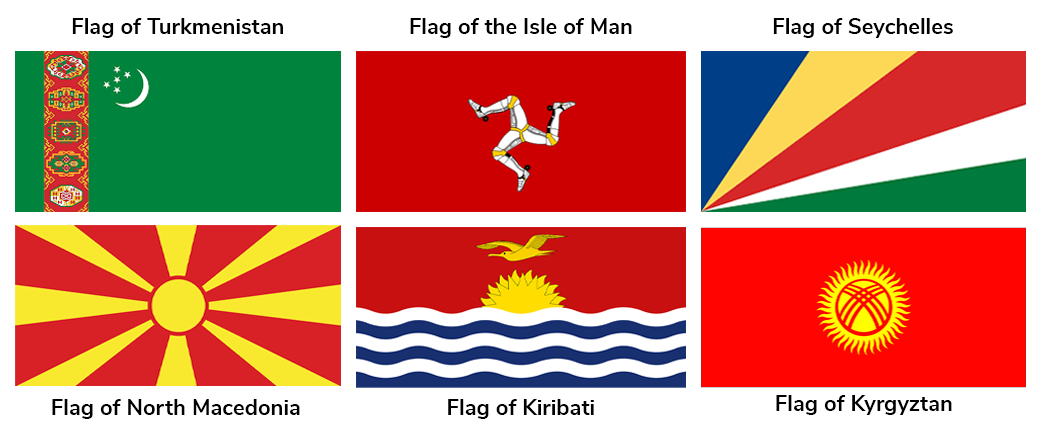 Cool flags